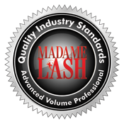Advanced Volume Lash Professional Seal from Madame Lash