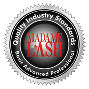 Basic Advanced Lash Professional Seal from Madame Lash