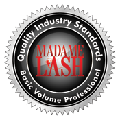 Basic Volume Lash Professional Seal from Madame Lash