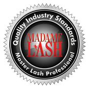 Master Lash Professional Seal from Madame Lash