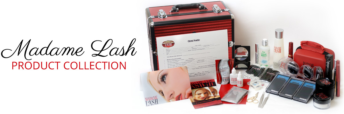 Lash extension products