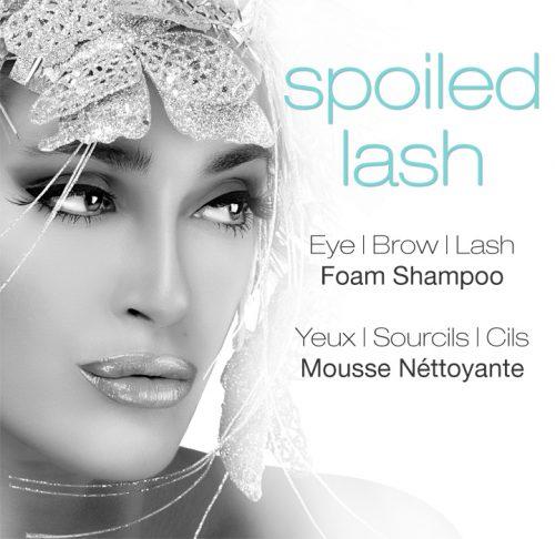 Spoiled Lash Eye, Brow, Lash Shampoo